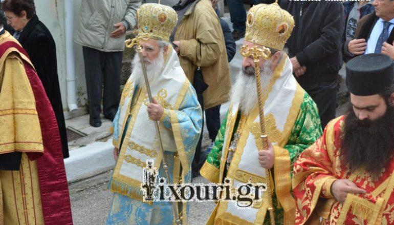Η εορτή του Αγίου Χαραλάμπους στο Ληξούρι (ΦΩΤΟ – ΒΙΝΤΕΟ)