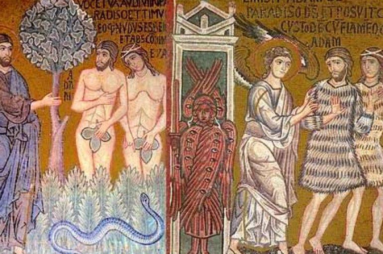 «Ἀδάμ ποῦ εἶ;» του Καθηγουμένου της Ι. Μονής Εσφιγμένου