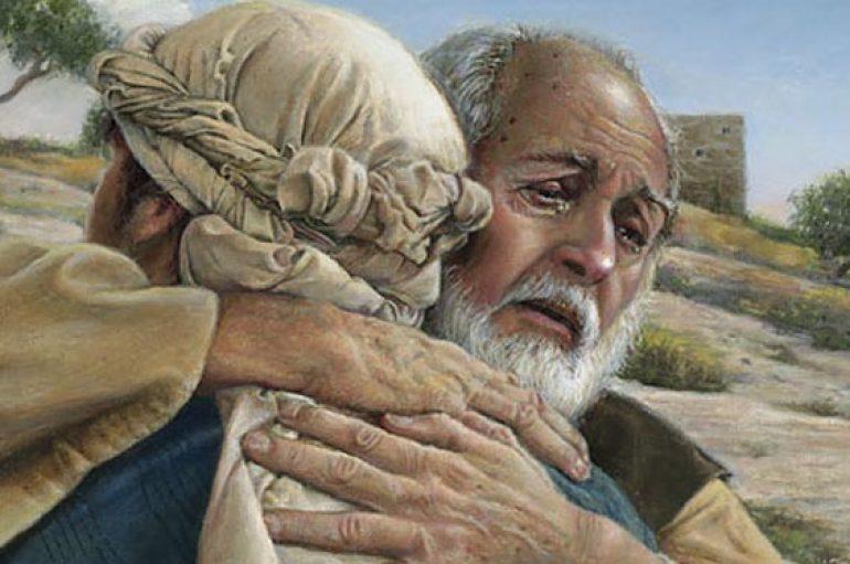 «Εις εαυτόν δε ελθών…» του Καθηγουμένου της Ι. Μονής Εσφιγμένου