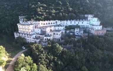 Το «μοναστήρι» του Ασκητή (ή Ασκηταριό) στους Γαργαλιάνους
