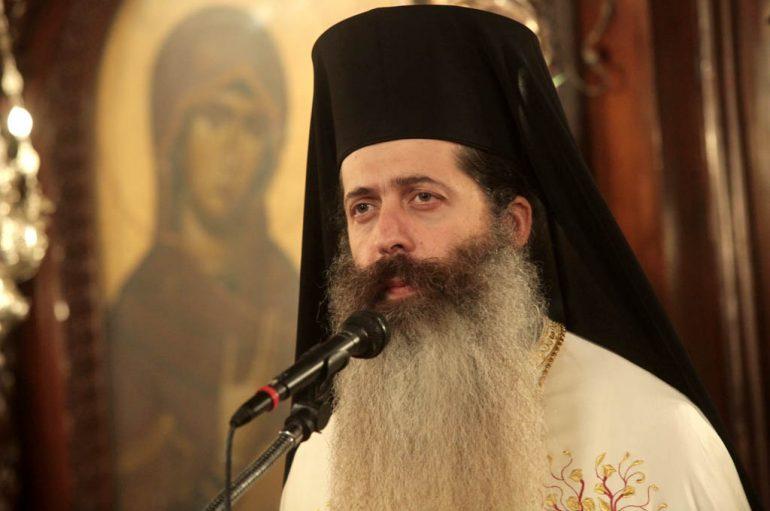 Επίσκοπος Θεσπιών εξελέγη ο Αρχιμ. Συμεών Βολιώτης