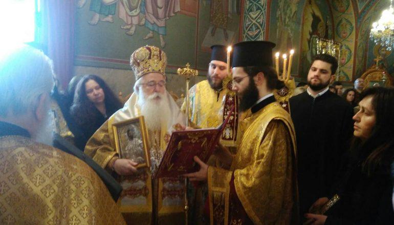 Δημητριάδος Ιγνάτιος: «Η πορεία της Ορθοδοξίας σήμερα είναι σταυρική» (ΦΩΤΟ)