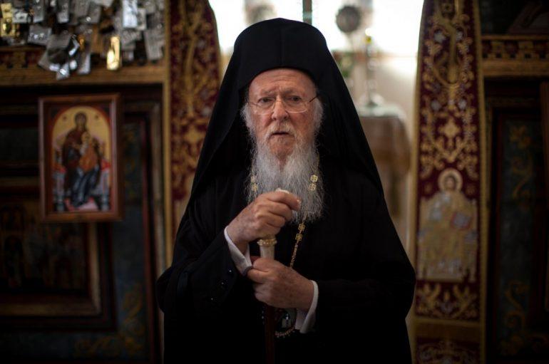 """Οικ. Πατριάρχης: """"Το πένθος του Ρωσικού λαού είναι και δικό μας"""""""