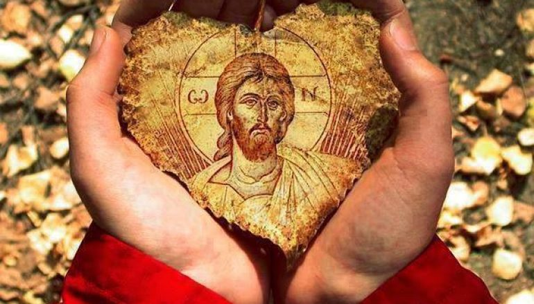 """""""Αγάπη προς όλους"""" του Καθηγουμένου της Ι. Μονής Εσφιγμένου"""