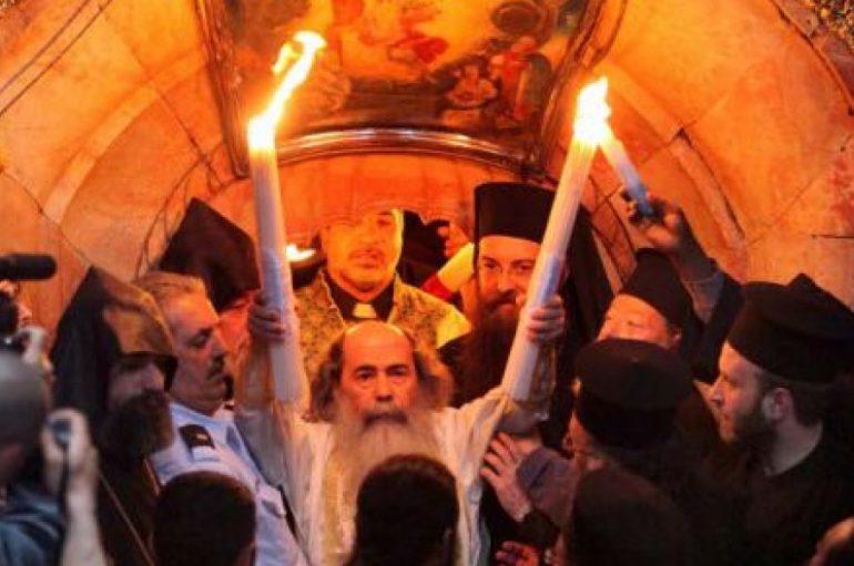 Πρόκληση Αρμενίου Επισκόπου για την Αφή του Αγίου Φωτός (ΒΙΝΤΕΟ)