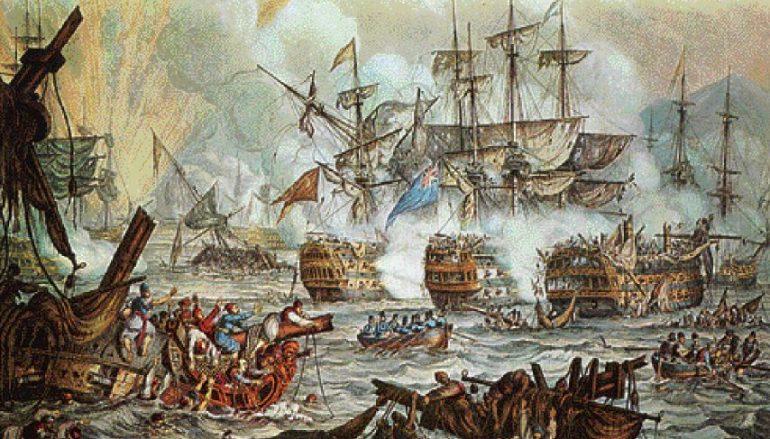 «Μοριάς και Ναυτικός Αγώνας κατά το 1821»