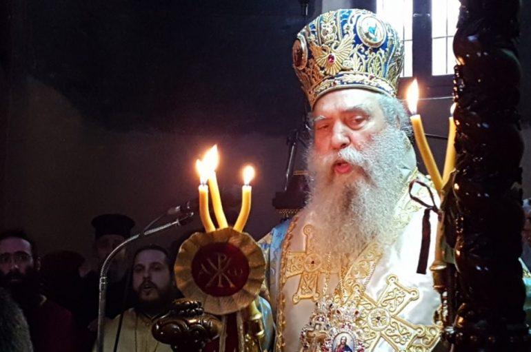 Πανηγύρισε η Ι. Μονή Αγίων Τεσσαράκοντα Σπάρτης (ΦΩΤΟ)