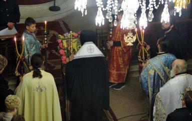 Η Δ΄ Στάση των Χαιρετισμών στον Ι. Ναό Αγ. Γεωργίου Άρτης (ΦΩΤΟ)