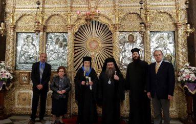 Ο Μητροπολίτης Γόρτυνος ομιλητής στην Ι. Μητρόπολη Χίου (ΦΩΤΟ)