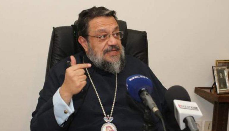 Ο Μητροπολίτης Μεσσηνίας για τους κρατούμενους στρατιωτικούς και το Σκοπιανό