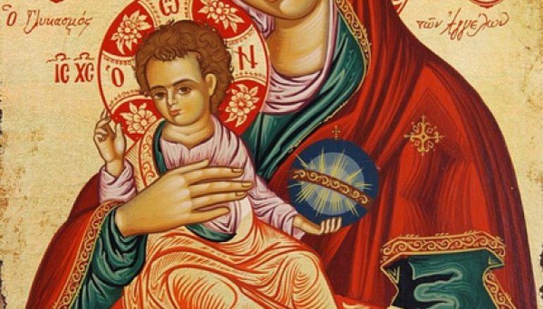 """""""Η χαρμονή των Αγγέλων"""" του Μητροπολίτη Καστορίας"""
