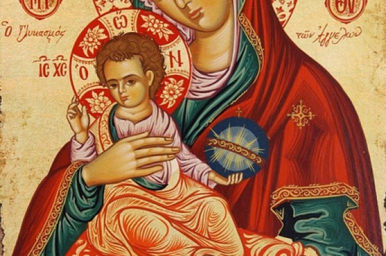 «Η χαρμονή των Αγγέλων» του Μητροπολίτη Καστορίας