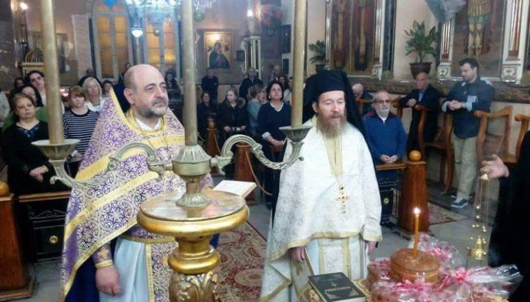 Προσκυνήματα στα Ιερά Σκηνώματα του Ελληνισμού στην Αίγυπτο