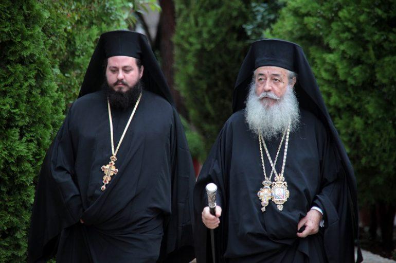 Νέος Ηγούμενος στην Ιερά Μονή Αντινίτσης Φθιώτιδος (ΦΩΤΟ)