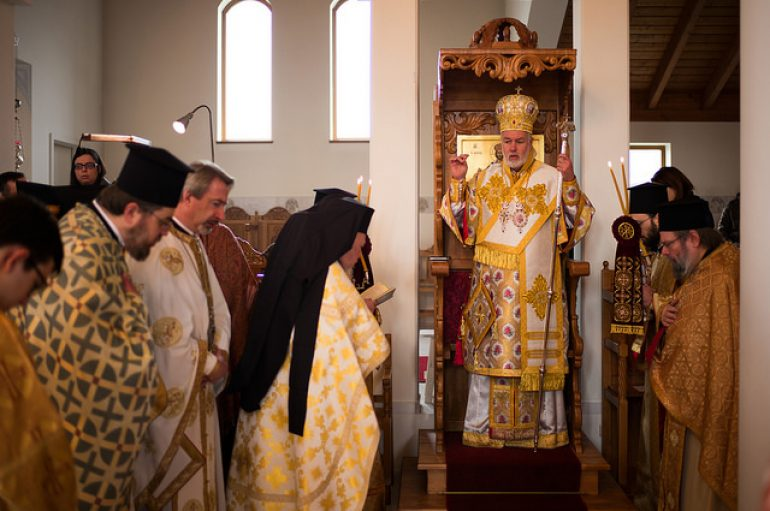 Β' Κυριακή των Νηστειών στον Ιερό Ναό Αγίου Νικολάου Λουξεμβούργου (ΦΩΤΟ)