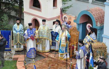 Η εορτή του Ευαγγελισμού και της εθνικής παλιγγενεσίας στην Δράμα (ΦΩΤΟ)