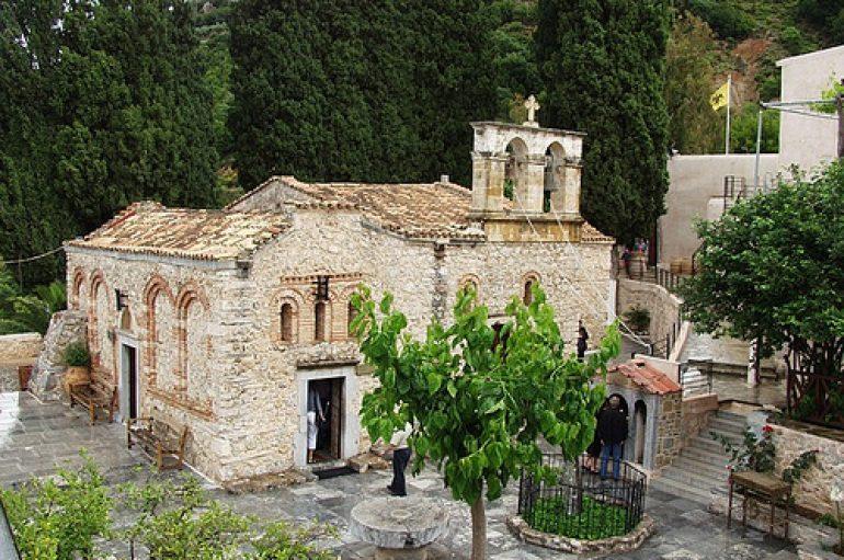 Εκοιμήθη η Καθηγουμένη της Ι. Μονής Παναγίας Καρδιωτίσσης Κρήτης
