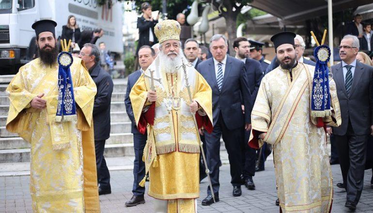 Με Εθνική υπερηφάνεια εορτάσθηκε η 25η Μαρτίου στην καρδιά της Ρούμελης