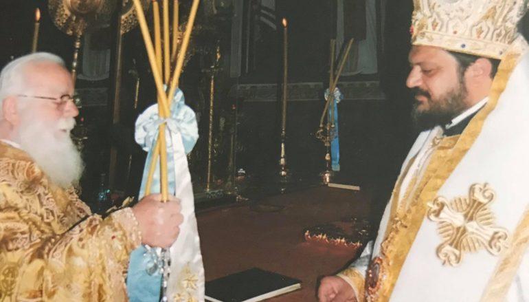 «Μνήμη Δικαίου»   Πρωτοπρ. Χαράλαμπος Κουλουμπός (1931-2017)