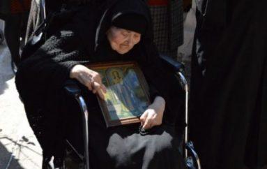 Εκοιμήθη η Μοναχή Νεκταρία της Ιεράς Μονής Κορακιών Κρήτης
