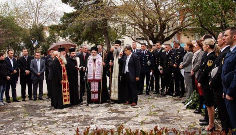 Λαμπρά εορτάσθηκε η Επέτειος της 25ης Μαρτίου στην Ι. Μ. Πρεβέζης (ΦΩΤΟ)