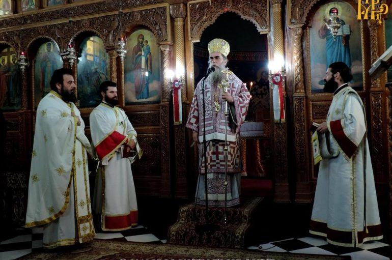 Κυριακή Β΄ Νηστειών στον Άγιο Γεώργιο Άνω Καλεντίνης Άρτης (ΦΩΤΟ)