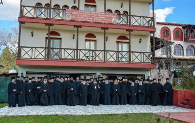 Ιερατική Σύναξη στην Ι. Μητρόπολη Λαγκαδά (ΦΩΤΟ)