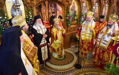 Εκδηλώσεις για την Μνήμη της Αγίας Κυράννης της Οσσαίας (ΦΩΤΟ)