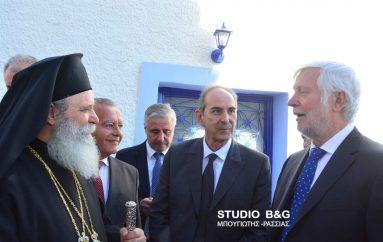 Ο Μητροπολίτης Ύδρας στην Ερμιόνη για την Επέτειο της Γ΄ Εθνοσυνέλευσης