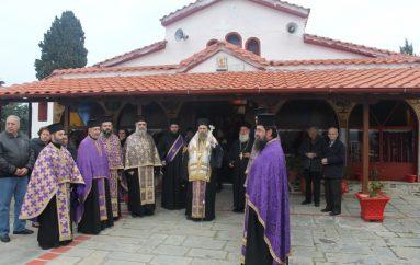 Υποδοχή της Παναγίας Ξυνιάδος στην Ι. Μ. Θεσσαλιώτιδος (ΦΩΤΟ)