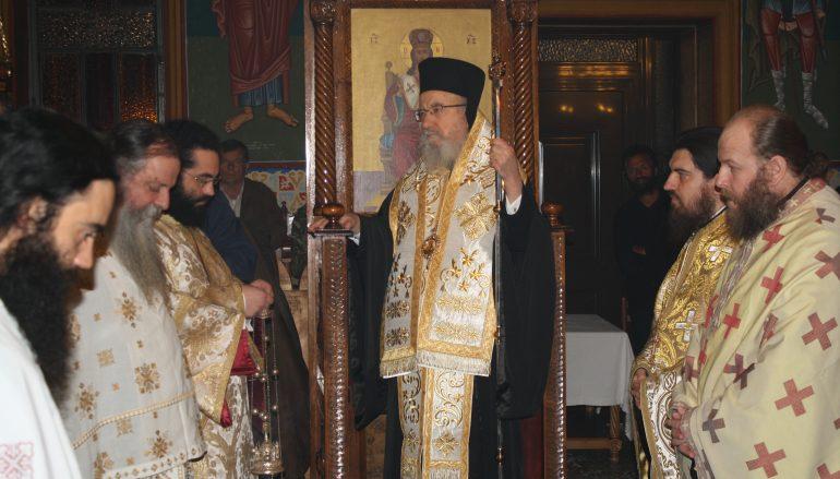 Γ΄ Στάση των Χαιρετισμών στον Άγιο Νικόλαο Βόνιτσας (ΦΩΤΟ)