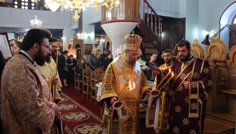 Η εορτή του Αγίου Γρηγορίου Παλαμά στην Ι. Μ. Θεσσαλιώτιδος (ΦΩΤΟ)