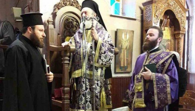 Η εορτή των Αγίων Χρυσάνθου και Δαρείας στη Χαλκίδα (ΦΩΤΟ)