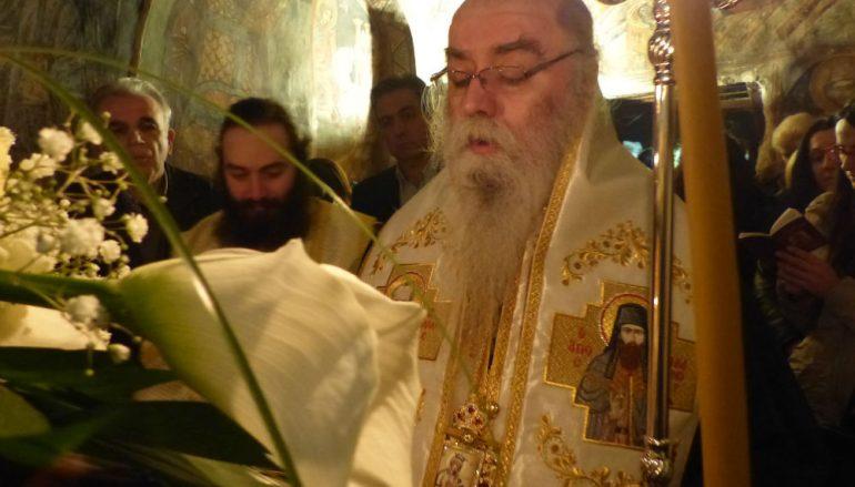 Η Ακολουθία των Χαιρετισμών στην Παναγία την Κουμπελίδικη (ΦΩΤΟ)