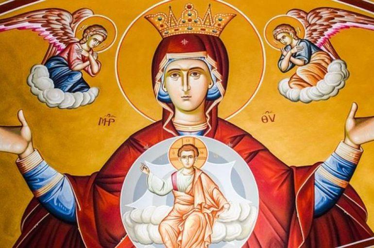 Η Γ΄ Στάση των Χαιρετισμών της Θεοτόκου