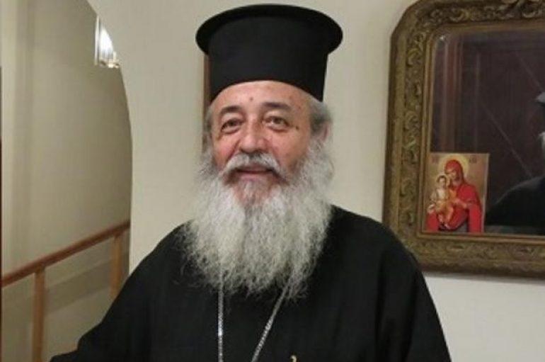"""Φθιώτιδος Νικόλαος: """"Αν χρειαστεί θα ιερουργήσω ως εφημέριος"""""""