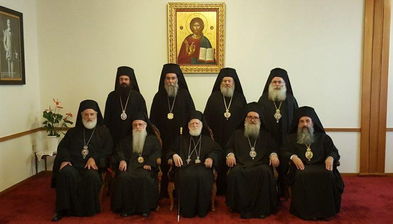 Η Εκκλησία της Κρήτης συμπαραστέκεται στους δύο Έλληνες στρατιωτικούς