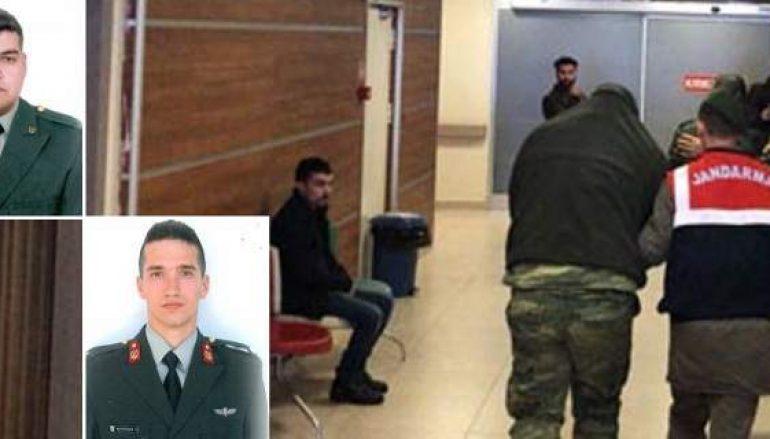 """Τουρκικό δικαστήριο: """"Να συνεχιστεί η προφυλάκιση των Ελλήνων Στρατιωτικών"""""""