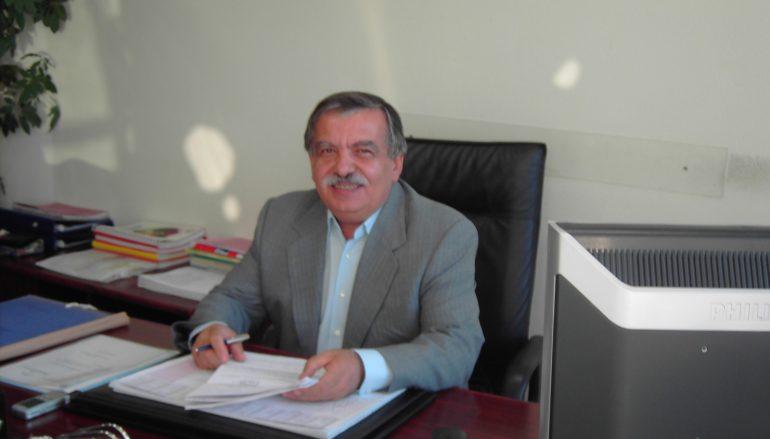 Νέος Διευθυντής στο Ιδιαίτερο Γραφείο του Αρχιεπισκόπου Ιερωνύμου