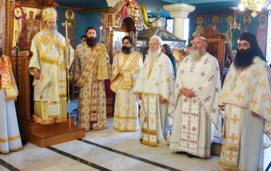 Κυριακή του Παραλύτου στην Ι. Μητρόπολη Πατρών (ΦΩΤΟ)