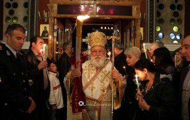 Η Ανάσταση του Κυρίου στην Τρίπολη (ΦΩΤΟ)