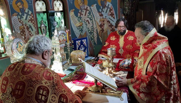 Η εορτή του εκ Πολωνίας παιδομάρτυρος Γαβριήλ στην Ηλιούπολη (ΦΩΤΟ)