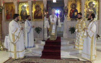 Η εορτή του Αγ. Μακαρίου Νοταρά Αρχιεπισκόπου Κορίνθου στο Ξυλόκαστρο