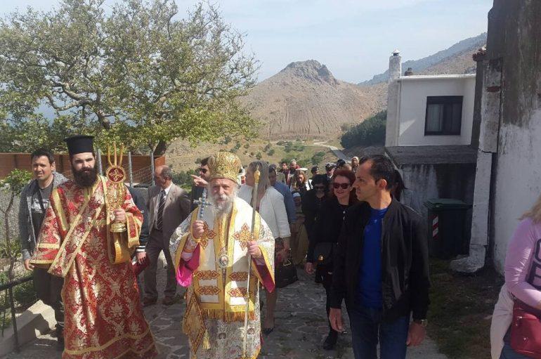 Πανήγυρις Αγίων Πέντε Νεομαρτύρων στην Σαμοθράκη (ΦΩΤΟ)