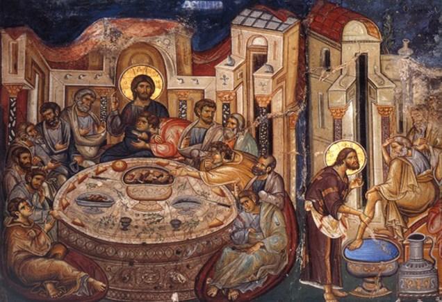 Ο διακονών Δεσπότης» του θεολόγου Παντελεήμονα Λεβάκου - Ο Άρχων