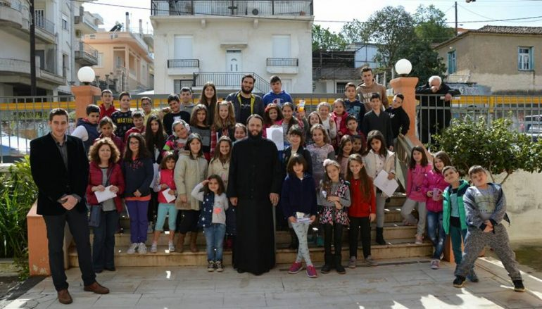 Πασχαλινές Δραστηριότητες στην Ενορία Αγίου Σπυρίδωνος Σπάρτης (ΦΩΤΟ)