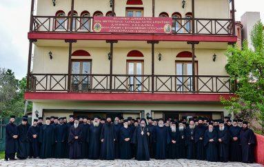 Μηνιαία Ιερατική Σύναξη στην Ιερά Μητρόπολη Λαγκαδά (ΦΩΤΟ)