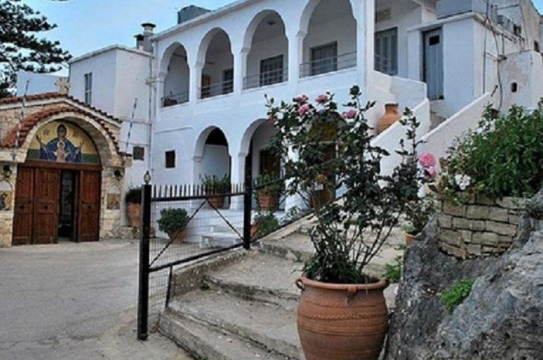 Ιερόσυλοι «χτύπησαν» την Ιερά Μονή Παλιανής στην Κρήτη