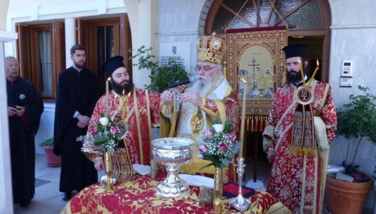 Ιερά Πανήγυρις Αγίων Ραφαήλ, Νικολάου και Ειρήνης στην Καστοριά (ΦΩΤΟ)