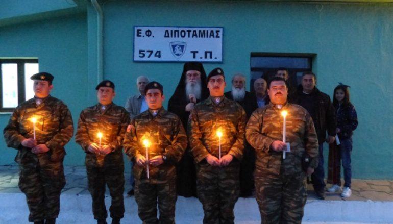 Ανάσταση στα ελληνοαλβανικά σύνορα (ΦΩΤΟ)